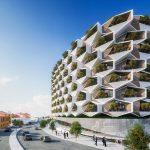 Día mundial del medio ambiente & arquitectura sostenible
